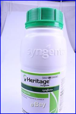 NEW Heritage Fungicide 1 LB Bottle by Syngenta