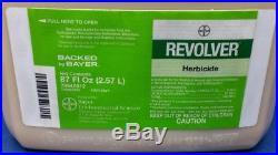 NEW Revolver Selective Herbicide 87 OZ Sealed Jug Bayer Revolver