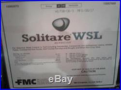 One Case of 4EACH! Solitare WSL Post Emergent Herbicide 96oz. Sulfentrazone 1.6%