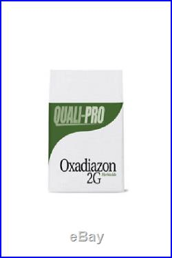 Oxadiazon 2G 50 Pounds (Replaces Ronstar) by Quali-Pro