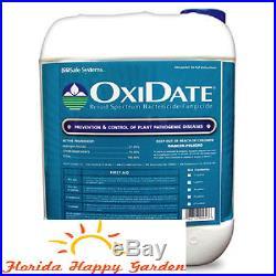 Oxidate Organic Fungicide 2.5 Gallon