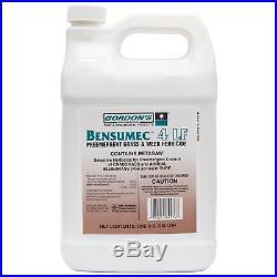 PBI Gordon Corporation Bensumec 4LF Herbicide