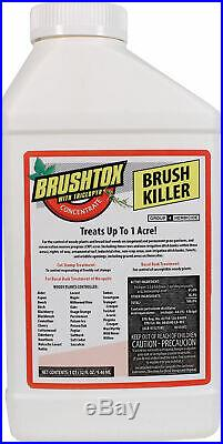 Pack of 4, Brushtox Brush Killer Concentrate Ragan And Massey, Inc Part 75260, 3