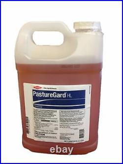 PastureGard HL Herbicide 2.5 Gallons. Broadleaf & Woody Plant Control