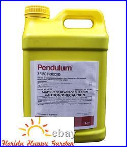 Pendulum 3.3EC Herbicide 2.5 Gallon