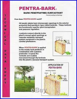 Pentra-Bark Penetrating Surfactant 32oz/Quart