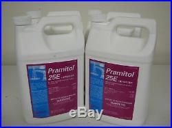 Pramitol 25E Herbicide-Ground sterilizer-4 Gallons (4x1 gal)