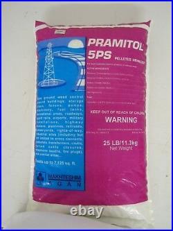Pramitol 5PS Herbicide Pellets Ground sterilizer (25 lb)