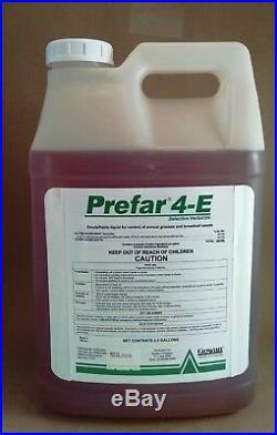 Prefar 4E Herbicide 2.5 Gallons (Bensulide 46%) by Gowan