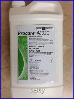 Procure 480 SC Fungicide 1 Quart (Triflumizole 42.14%) by Chemtura