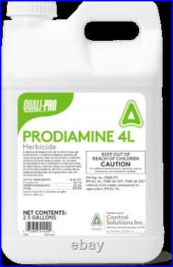 Prodiamine 4L Herbicide 2.5 Gallon