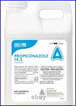 Propiconazole 14.3 Liquid Fungicide (Banner Maxx) 2.5 Gallon 2.5 gallon