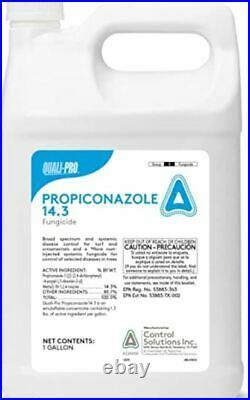 Propiconazole 14.3 Liquid Fungicide (Banner Maxx) Gallon 1 Gallon