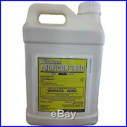 Propiconazole 3.6 EC (41.8%) 2.5 Gallons