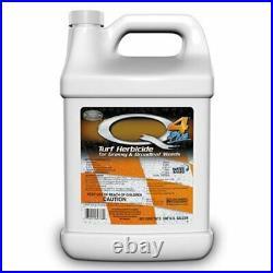 Q4 Plus Herbicide Controls Nutsedge, Foxtail, Crabgrass 1 Gallon