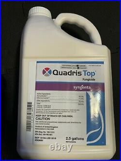 Quadris Top Fungicide 2.5 GALLON