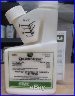 QuickSilver Herbicide Emulsifiable Concentrate FMC / Carfentrazone-ethyl / 8oz