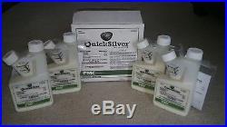 QuickSilver T&O Herbicide 8 oz. Control Broadleaf Weed Carfentrazone-ethyl 21.3%