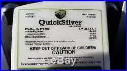 QuickSilver T&O Herbicide 8oz weed control Carfentrazone-ethyl