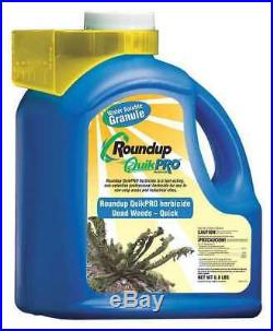 ROUND UP ROUNDUP QUICKPRO Non-Selective Weed Killer, 6.8 Lb