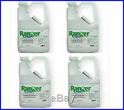 Ranger Pro Glyphosate Herbicide (Round Up) MSR99586 2.5 Gal 4 pack
