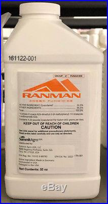 Ranman Fungicide 1 Quart (Cyazofamid 34.5%) by FMC Corporation