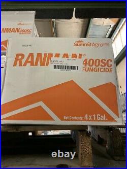 Ranman Fungicide 4x1 Gal Master Case (Cyazofamid 34.5%)