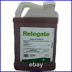 Relegate Triclopyr 4 Herbicide 2.5 Gallons