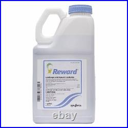 Reward Landscape Aquatic Herbicide Active Ingredient Diquat Dibromide 37.3% 1Gal