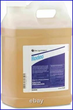Rodeo Herbicide Aquatic Glyphosate