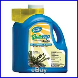 Roundup 63029 QuikPro Dry Concentrate Herbicide, 6.8 Lbs