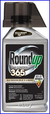 Roundup Concentrate Max Control 365 32 oz