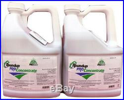 Roundup Pro Concentrate 50.2% Glyphosate with Surfactant 5 Gallons -Not ShipCA