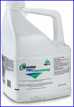 Roundup Pro Herbicide 5 Gallons (case 2- 2.5g) 50% glyphosate Weed Killer