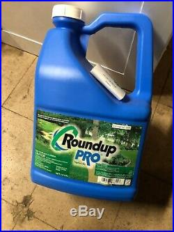 Roundup Pro Weed Killer Concentrate, 2.5 Gal 2.5 gallon