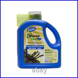 Roundup QuikPRO 6.8 lb Jug Ultra Fast Broad Spectrum Herbicide 73.3% glyphosate