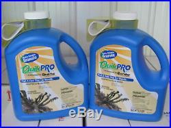 Roundup QuikPro Herbicide Weed Killer 2 6.8 Pound jugs (13.6 lbs)