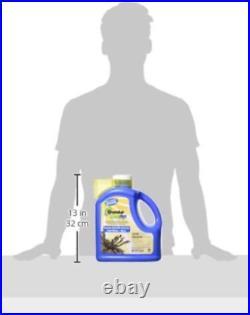 Roundup QuikPro Herbicide Weed Killer, Fast Working, 6.8 Pound Jug