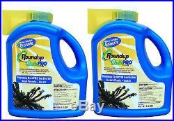 Roundup QuikPro Weed Killer Herbicide (QuickPro) 6.8 Lbs. 2 Pack