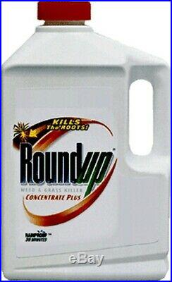 Roundup Weed & Grass Killer Concentrate Plus, No. 5100610