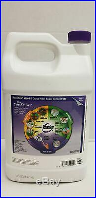 Roundup Weed & Grass Killer SUPER CONCENTRATE 1- Gallon