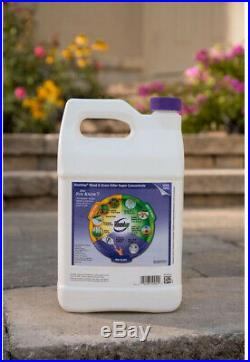 Roundup Weed and Grass Killer 1 Gal. 50% Super Concentrate Weed Wilt In 2-4 Days