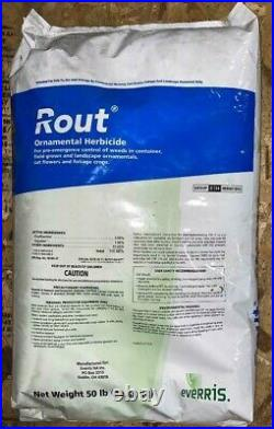 Rout Ornamental Herbicide 50 lbs