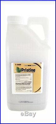 SALE! -Pristine Fungicide 7.5 Pounds (Pyraclostrobin 12.8%, Boscalid 25.2%)BASF