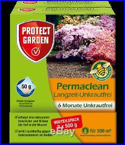 SBM Protect Garden Permaclean Langzeit-Unkrautfrei, 1000 g