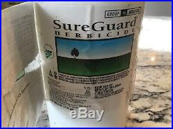 SEALED Sureguard Group 14 Herbicide 1 lb Container Free Shipping