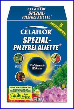 Scotts Celaflor Spezial-Pilzfrei Aliette, 5 x 10 Outil