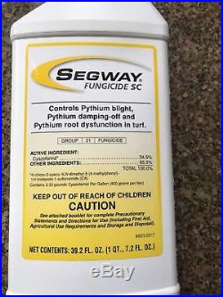 Segway Fungicide SC 39.2 Ounce Bottle