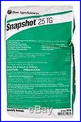 Snapshot 2.5 TG Herbicide 50 Pounds