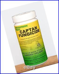 Southern Ag 01600 Captan Fungicide Fungicide 8oz FREE 2 day Ship